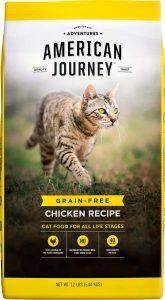 american journey cheap cat food