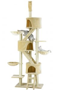 tallest cat tree available